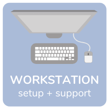 Business Workstation Setup and Support