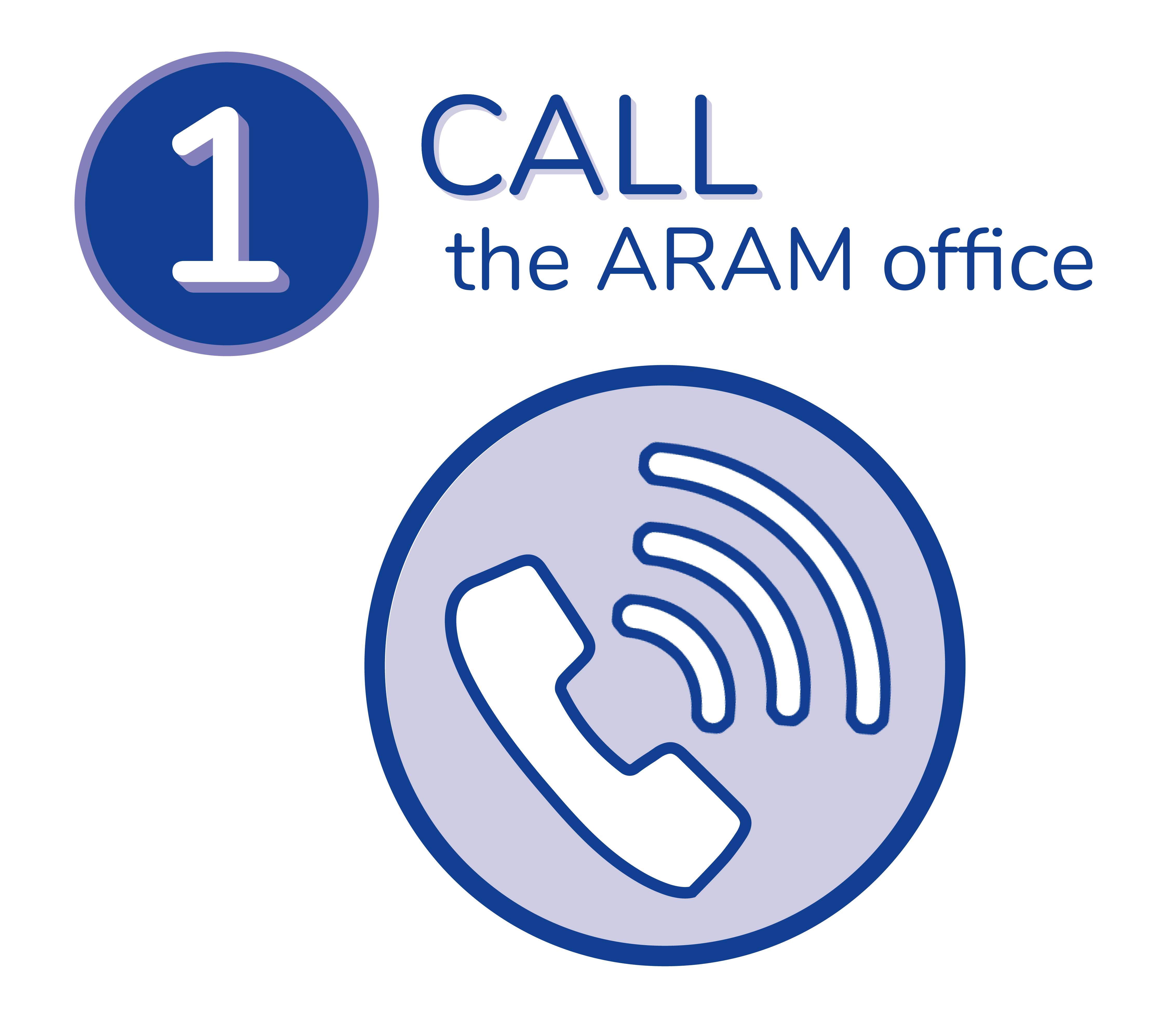 Call ARAM's Office