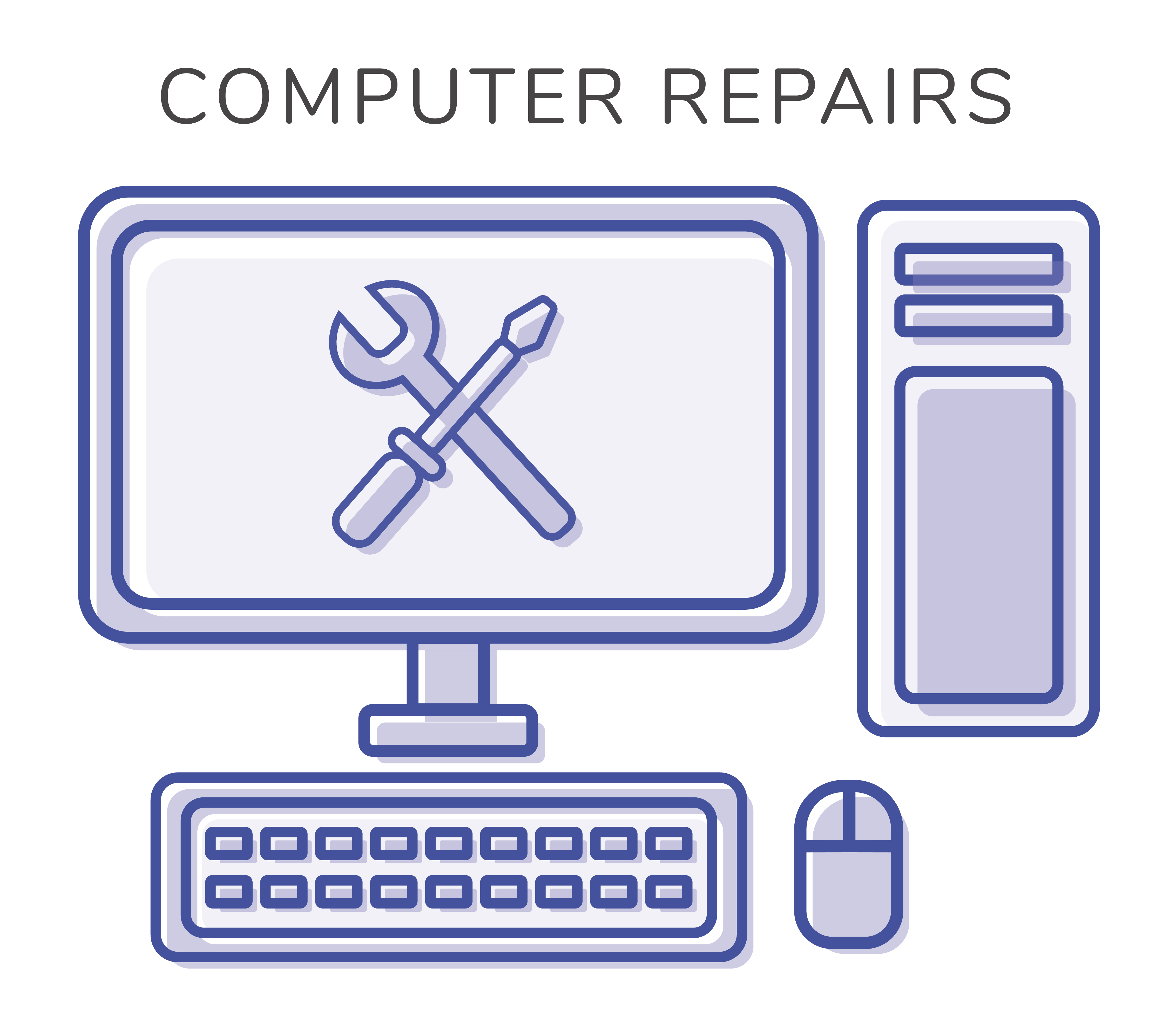 Laptop and Desktop Repairs