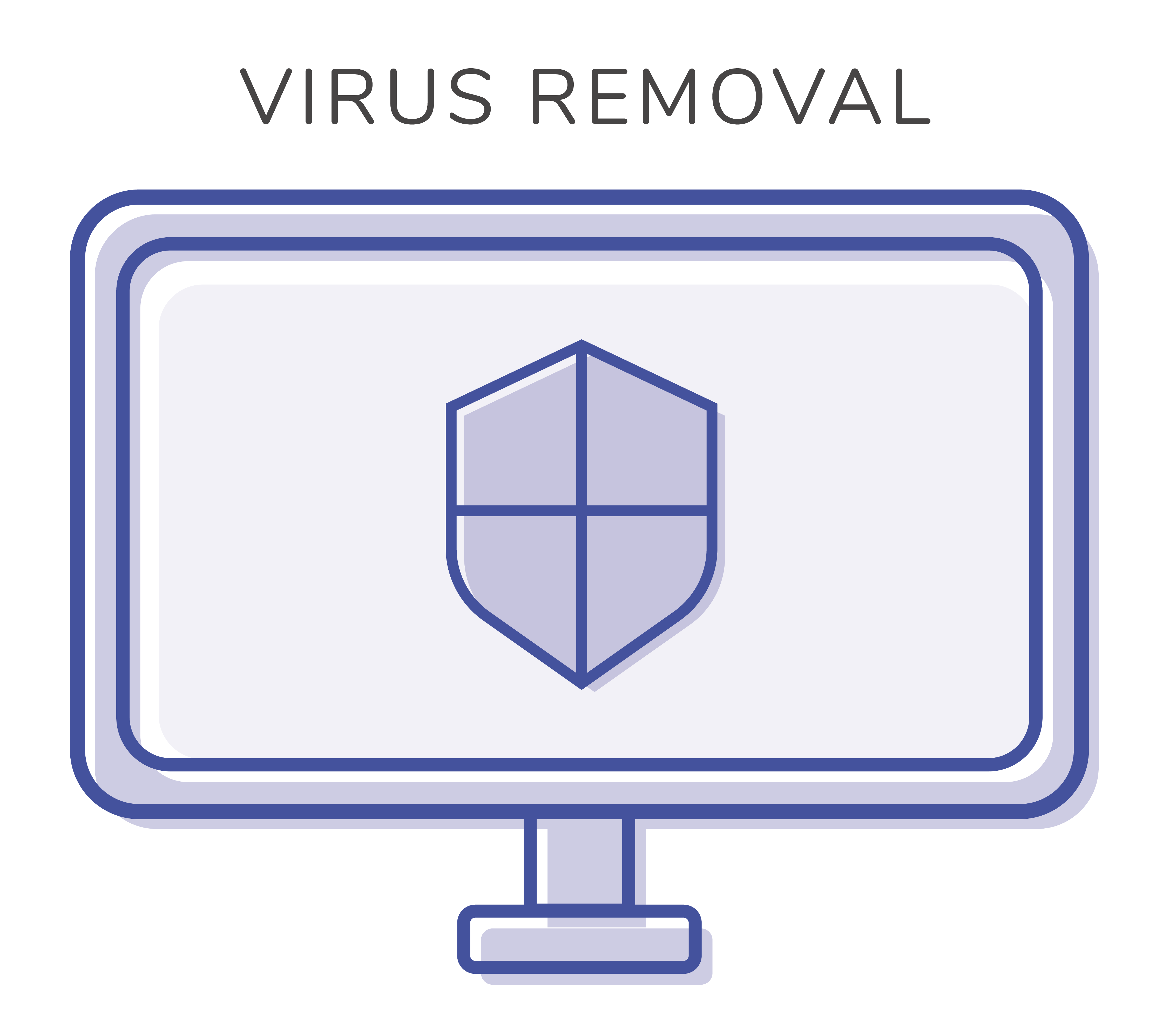 Virus Removal and Firewall Installation